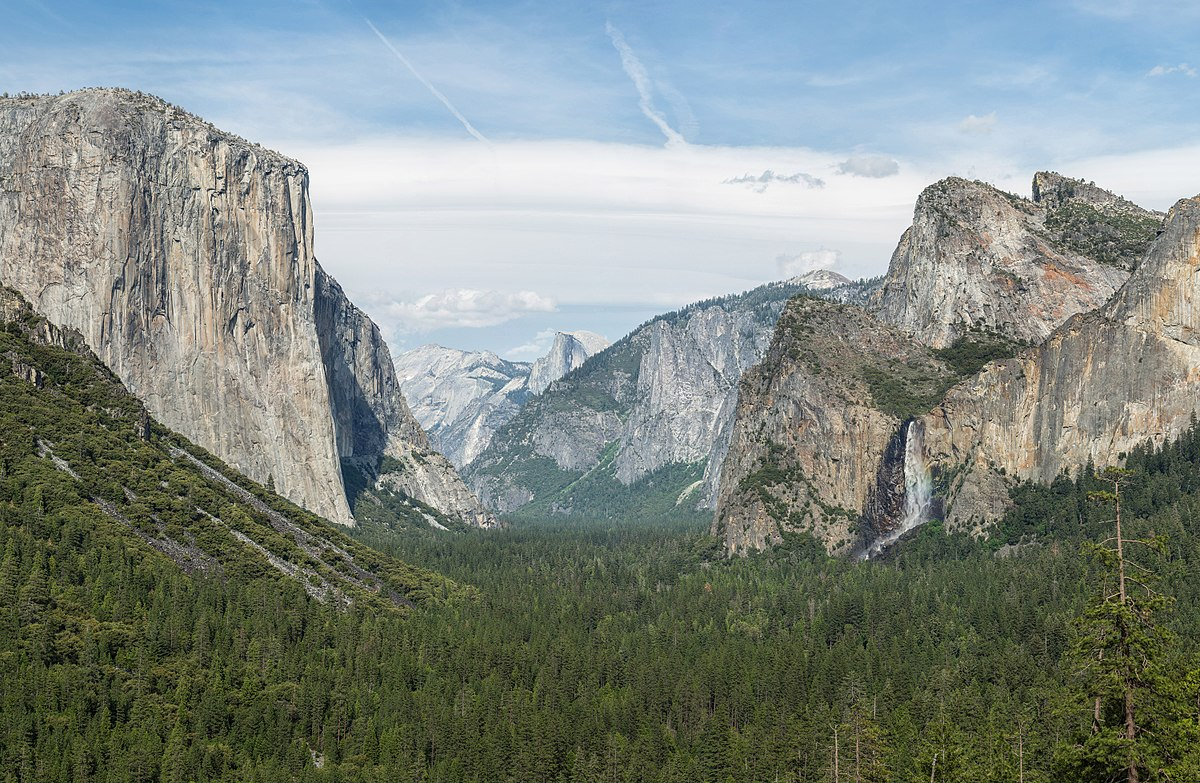 Parchi Nazionali: Yosemite