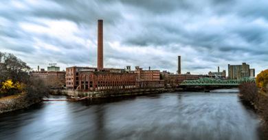 Un Parco nazionale nelle fabbriche abbandonate. Succede a Lowell, Massachusetts, la città degli (ex) diecimila telai