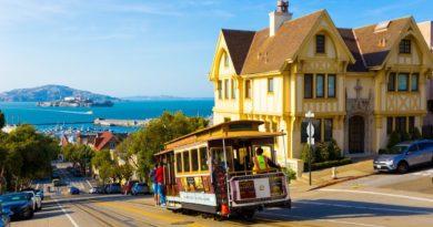 Cinque alternative per un tour a San Francisco