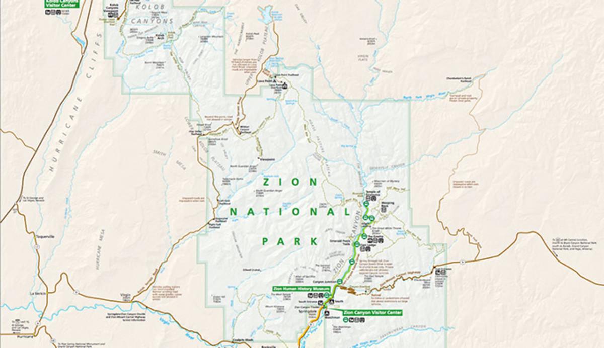 Parchi Nazionali: Zion