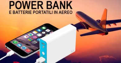 Stati Uniti, niente batterie al litio nella stiva degli aerei