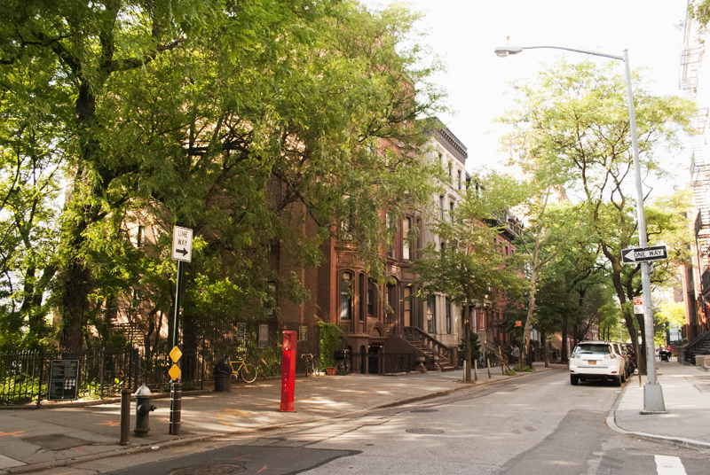 Brooklyn Heights New York