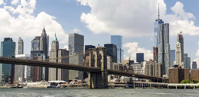 New York - I migliori punti panoramici per ammirare lo skyline