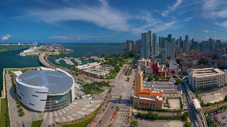 Miami, la città dove prima c'erano gli indiani