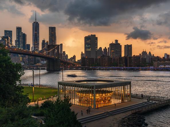 Come è cambiata Manhattan Ora è più giovane e più digitale