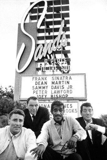 Il Rat Pack a Vegas