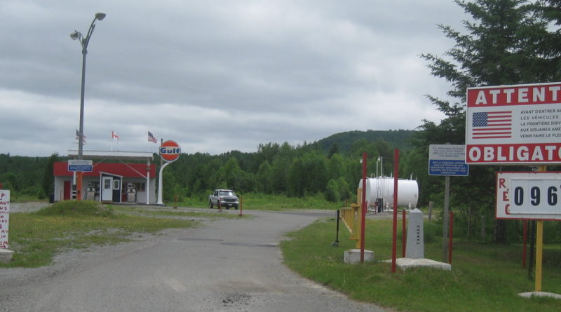 Estcourt Station (Maine), attenti a fare benzina !