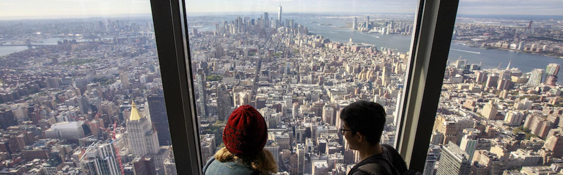 New York, apre l'osservatorio al 102° piano dell'Empire State Building