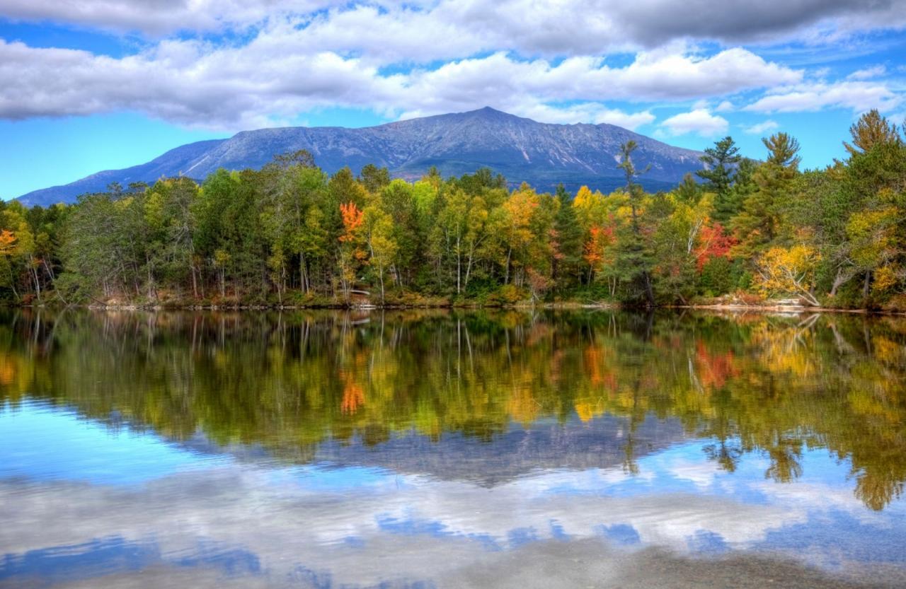 8 grandi avventure nei boschi sperduti del Maine