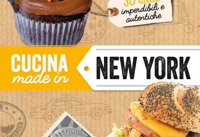 Libro: Cucina made in New York (C. Dapino)