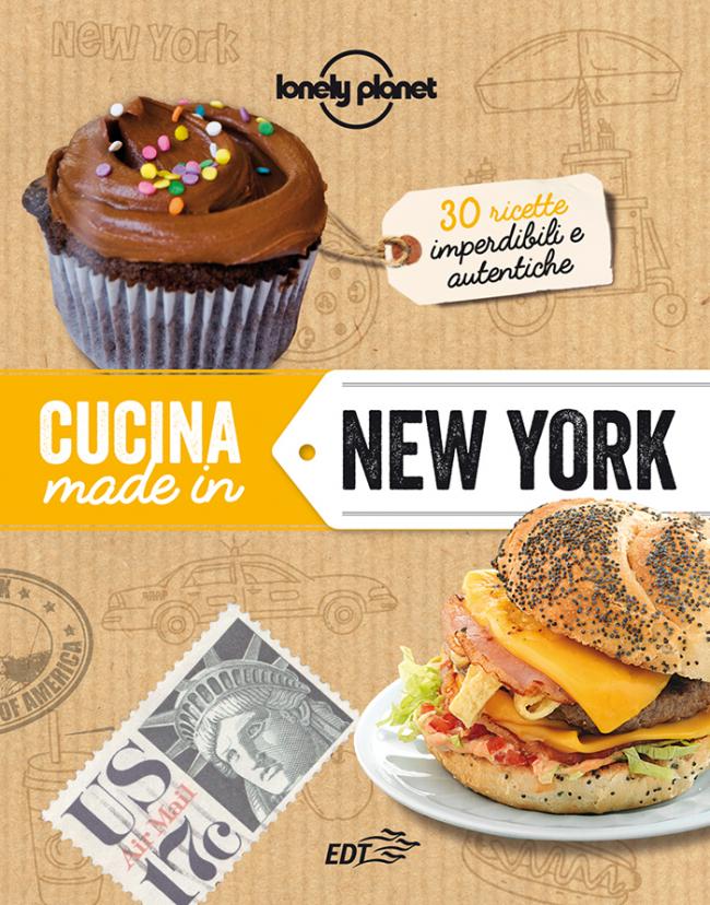 Libro: Cucina made in New York (C. Dapino)