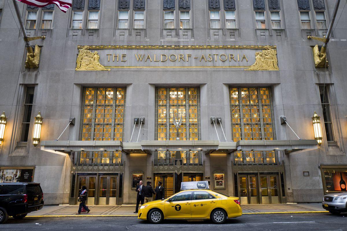 A New York rinasce la magia del Waldorf Astoria