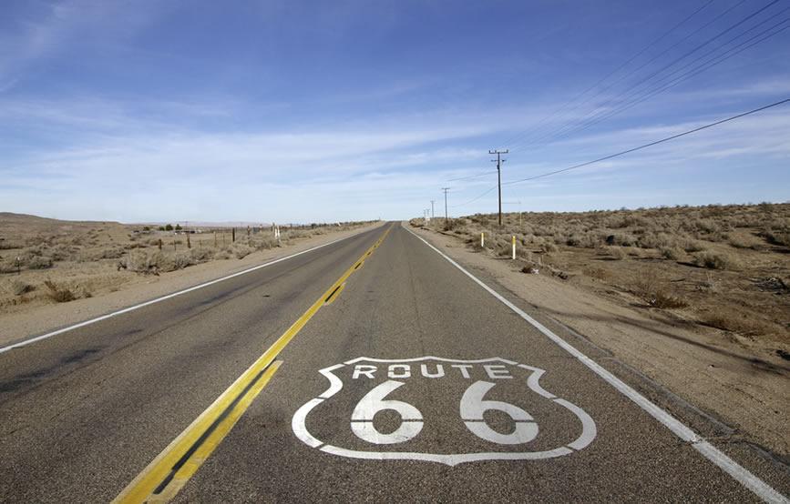 I video più belli della Route 66