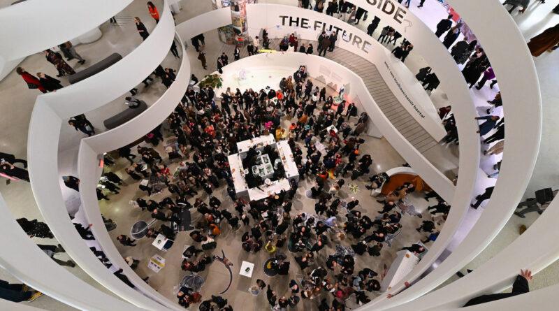 L'arte è di casa con il tour virtuale del Guggenheim