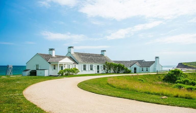 La villa di Andy Warhol a Long Island in cui Jackie Kennedy trascorreva l'estate
